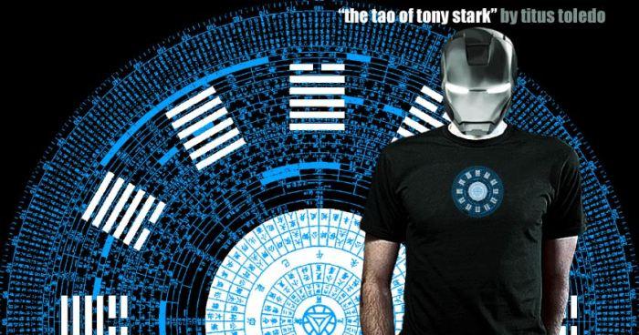 """the tao of tony stark"" by titus toledo"