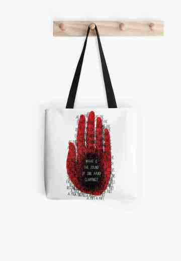 toledo what is the sound of one hand clapping tote