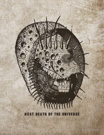 toledo heat death of the universe